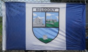 The Belgooly AC flag
